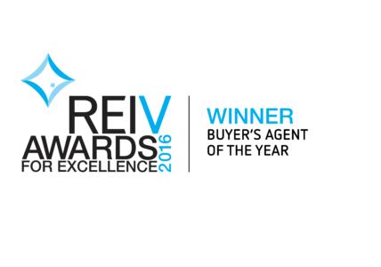 REIV Buyers Agent of the Year Winner 2016