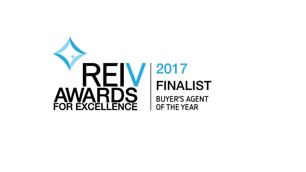 REIV Awards for Excellence 2017 | Buyer's Agent Melbourne